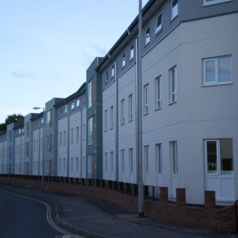 Exeter Brunel Close 2008